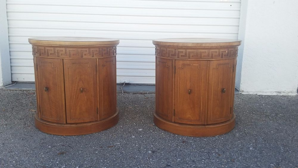 Vintage Thomasville Mahogany End Table Thomasville