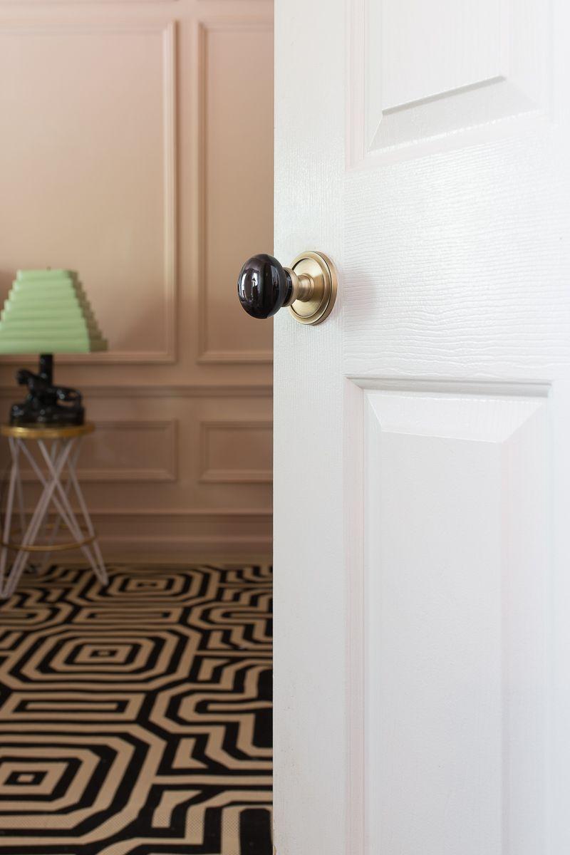 Upstairs Door Handle Upgrade For The Win With Images Door Handles