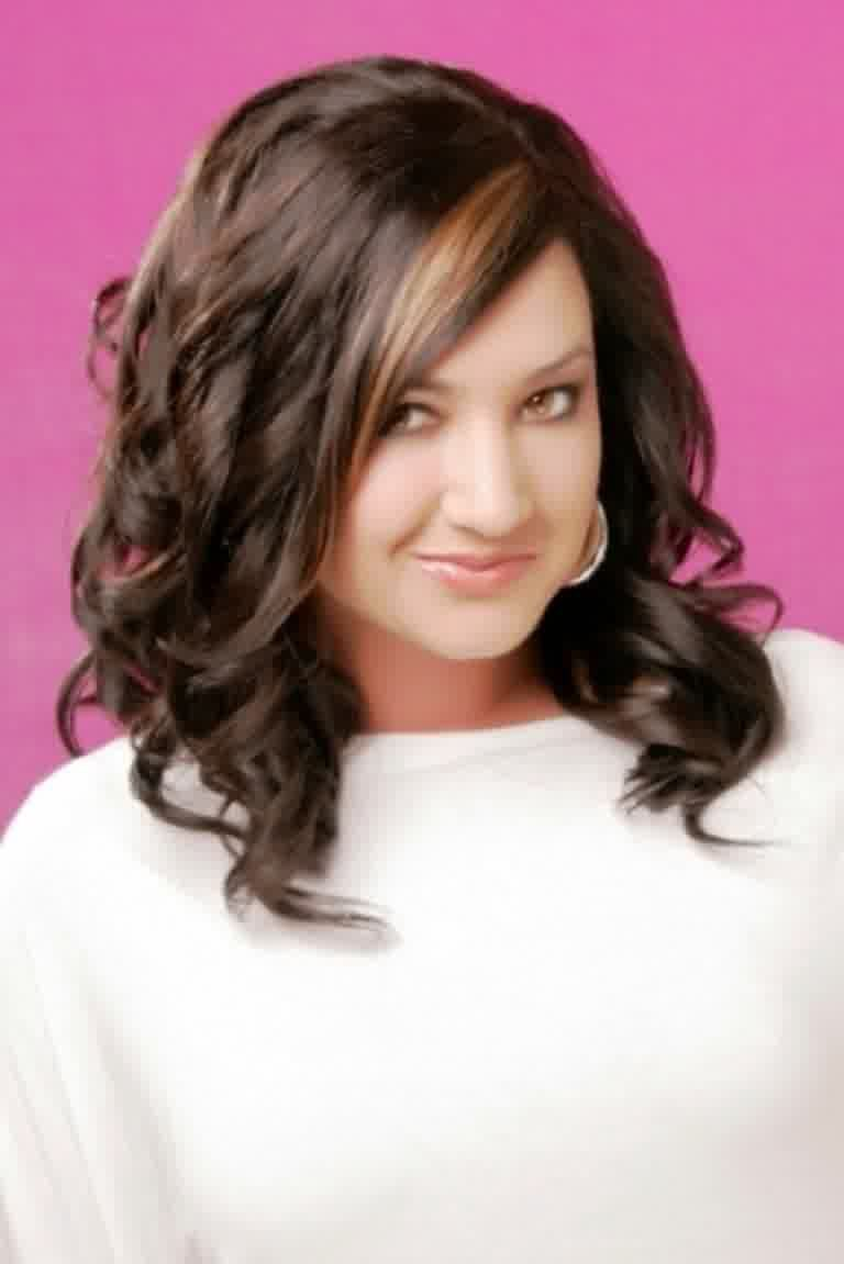 Hairstyles for big women - Hairstyles For Plus Size Women With Round Faces Adorable