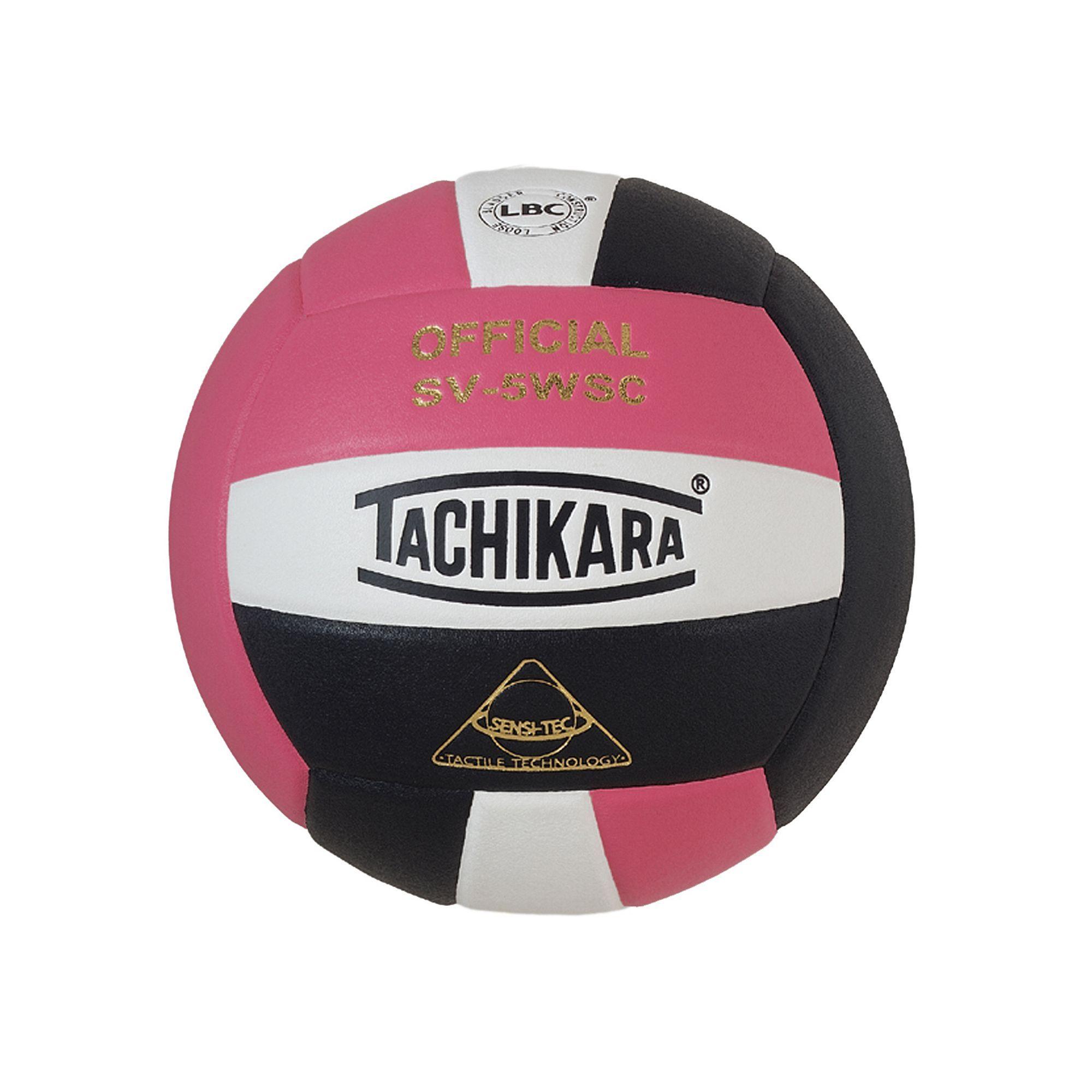 Tachikara Official Sv5wsc Microfiber Composite Leather Volleyball Indoor Volleyball Volleyball Volleyballs
