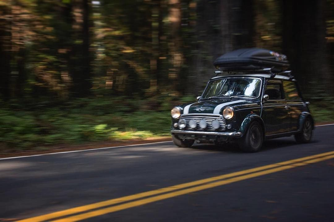 Mini Big Adventures Ps This Little Mini Has Been To More Cities Then You And I Combined Big Adventure Matchbox Classic Mini