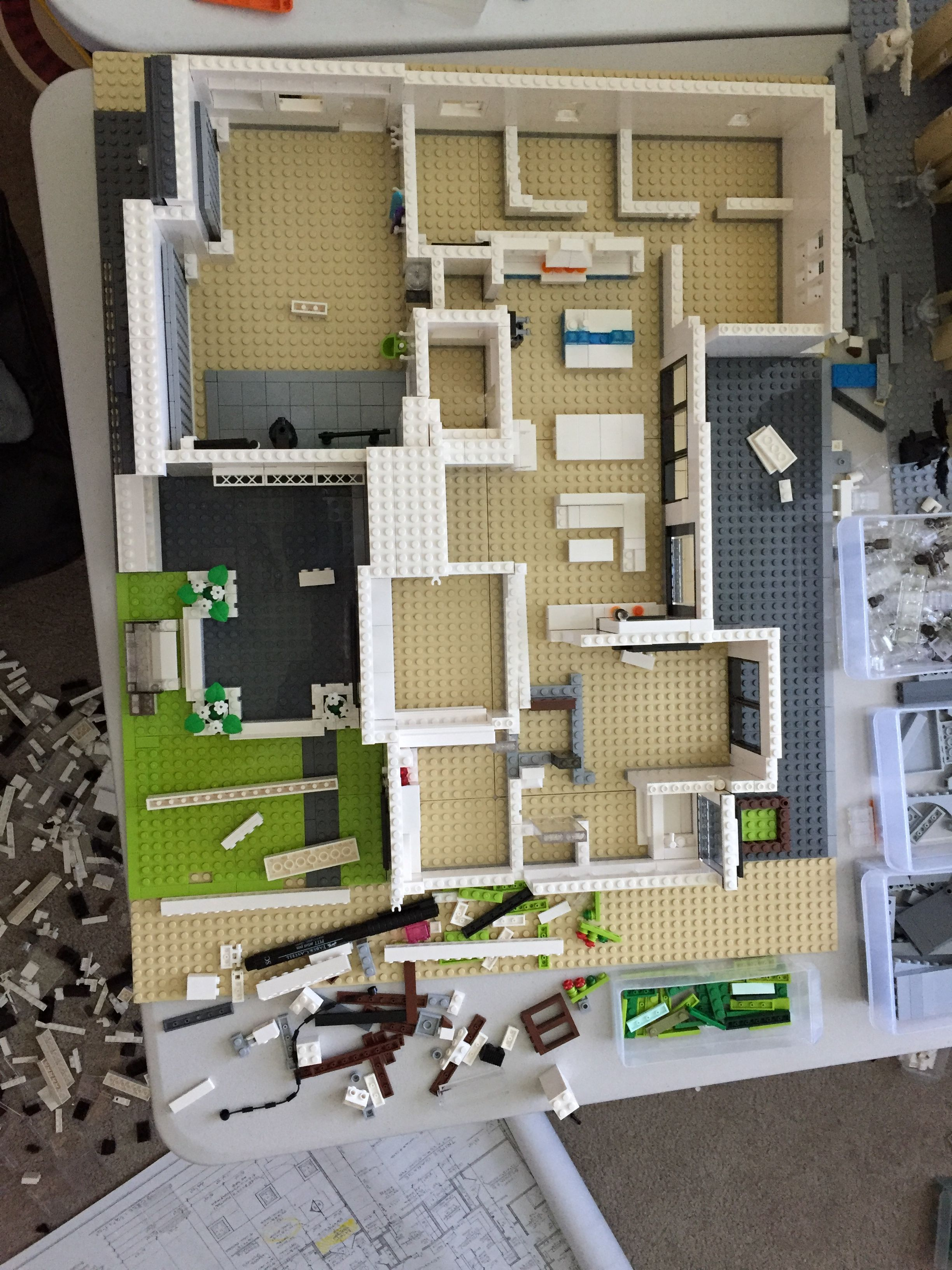 Building my floor plan using Lego in 2019 | House plans ... on diy plans, draw your own deck plans, wedding plans, reading plans, travel plans, summer plans, food plans, my own house, dream home plans, my house design, my house blueprint, make your own plans, my house management, my house projects, office plans, my house books, my modern house, christmas plans, my house goals, design plans,