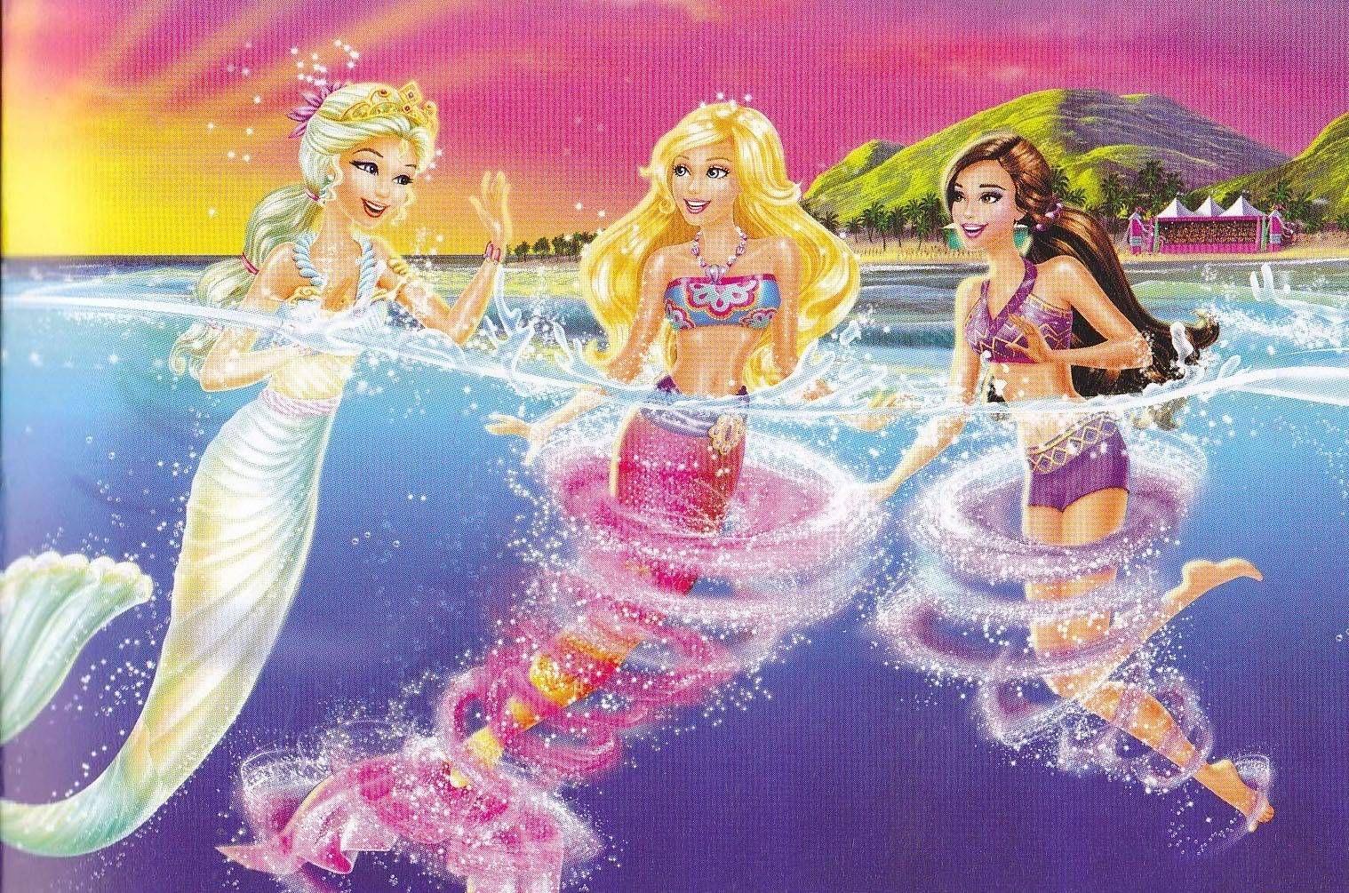 Barbie In A Mermaid Tale Barbie Cartoon Mermaid Barbie Mermaid Cartoon