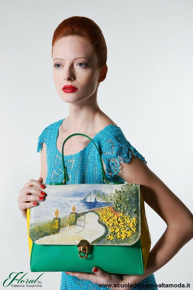 Scuola di ricamo alta moda a roma e a milano visita il for Scuola superiore moda milano