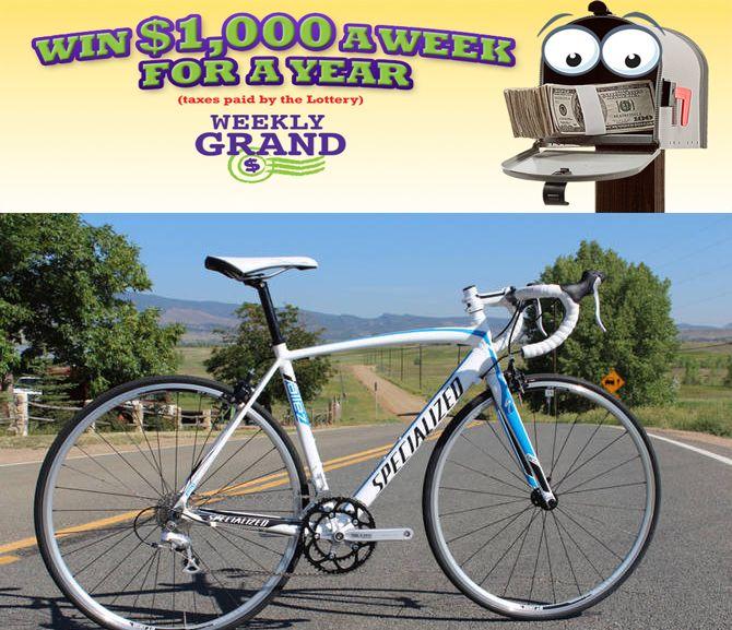 Idaho Lottery Weekly Grand Winning Numbers Best Road Bike Road Bike Road Bikes