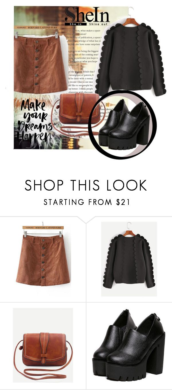 """""""SheIn 10/VII"""" by saaraa-21 ❤ liked on Polyvore featuring WithChic and shein"""