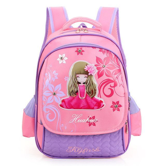 31a936956a70 Backpacks for children Girl Boy Primary School Bookbag Grade 1-4 Children  Kids school backpack