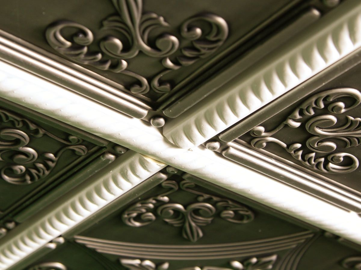Decorative Tile Trim Pieces Types Of Ceiling Moldings  Ceiling Tile Trim Molding Ceilume