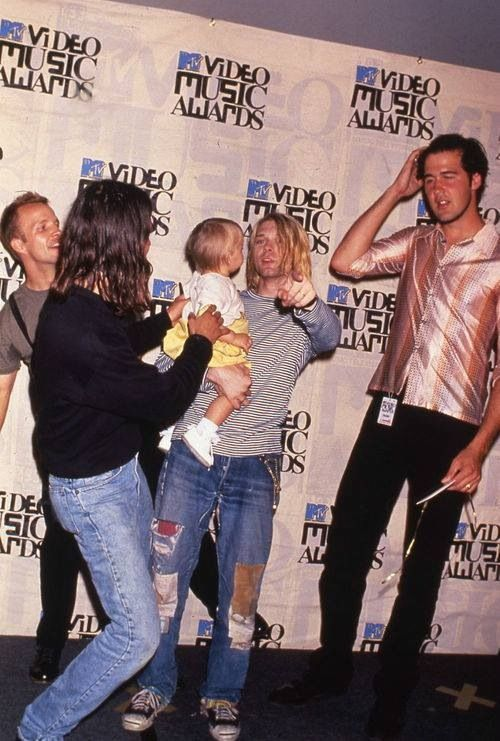 Musica Nirvana And: Nirvana At The MTV Music Awards