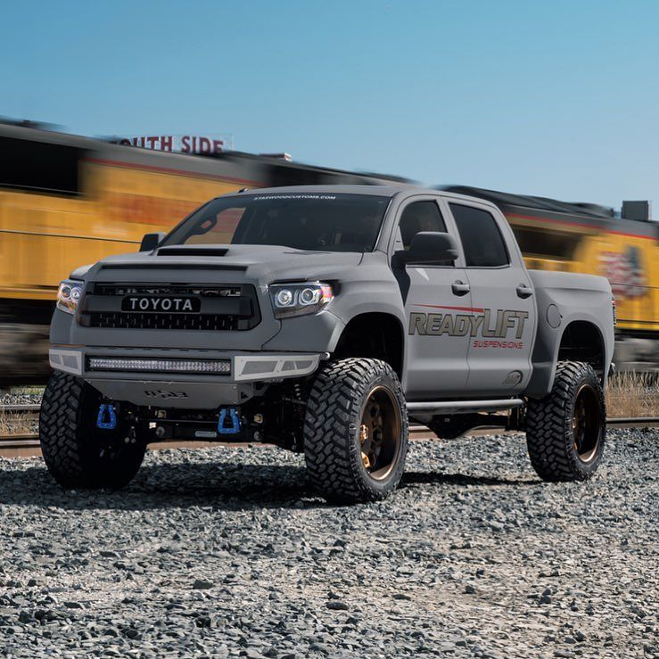 Toyota Trd For Sale: Starwood Custom Toyota Tundra For Sale Soon