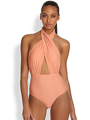 7ff6c9f3000 6 Shore Road One-Piece Cabana Swimsuit//I want this.. just not the pirce