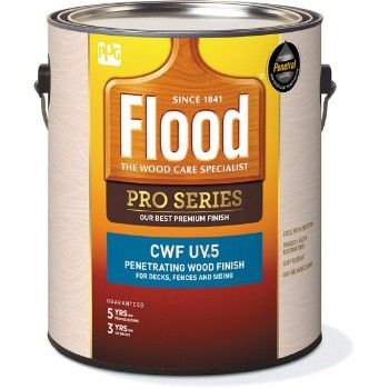 Ppg Akzo Fld566 01 Cwf Uv 5 Wood Finish Cedar Gallon Cedar Stain Natural Wood Finish Exterior Stain