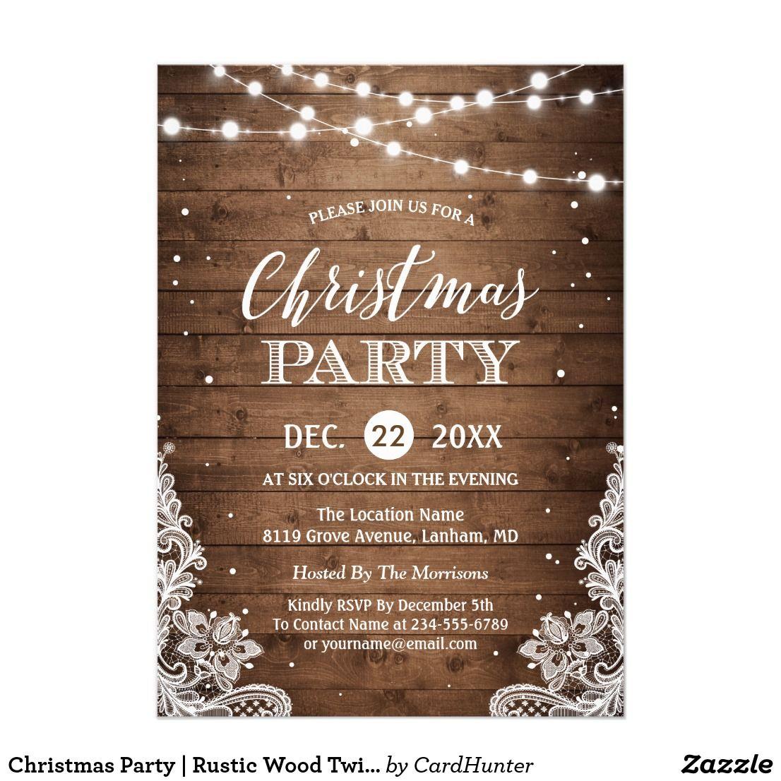 Progressive Dinner Invitation Wording Premium festive season wishes