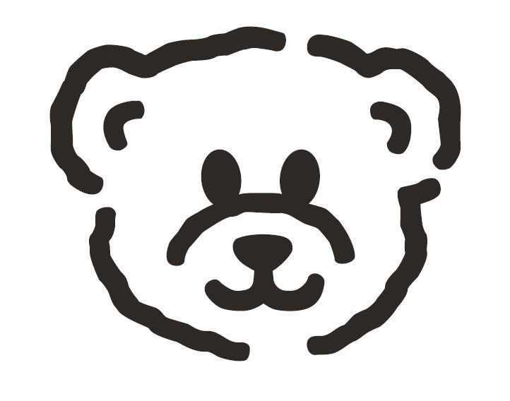 Beau The Bear Pumpkin Stencil Pumpkin Carving Ideas Jack O