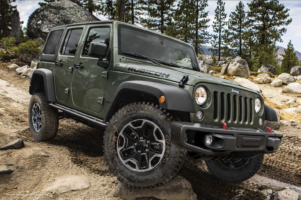 2015 Jeep Wrangler Rubicon Unlimited In Tank Con Imagenes Jeep Wrangler Rubicon