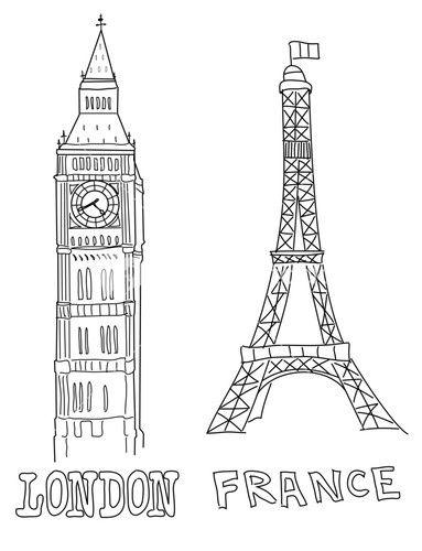 Clock Royalty Free Vectors Illustrations And Photos Fondo De Pantalla De Viajes Monumentos Del Mundo Reloj Big Ben