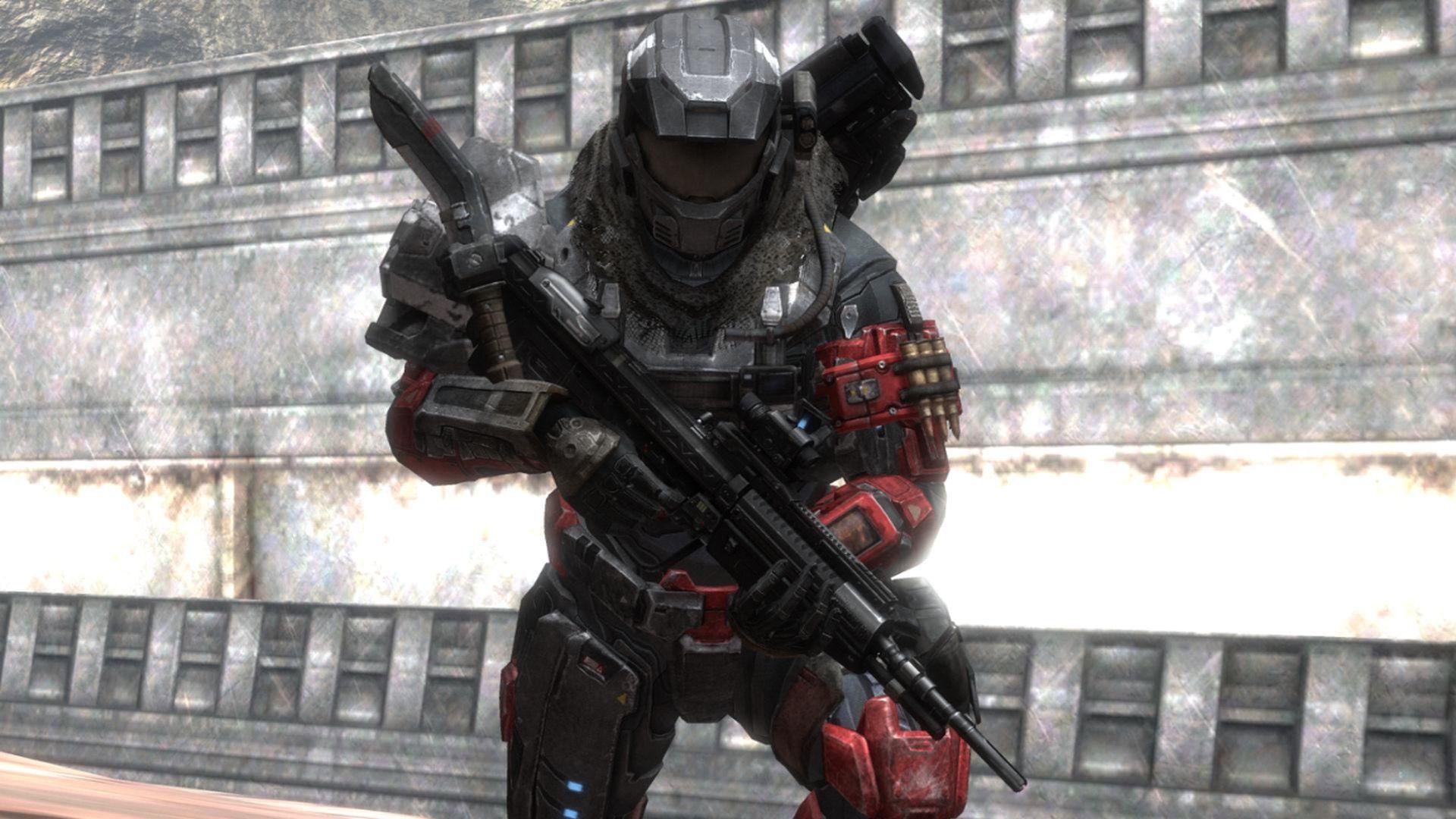 Spartan Iii Commando Halo Reach Samurai Commando