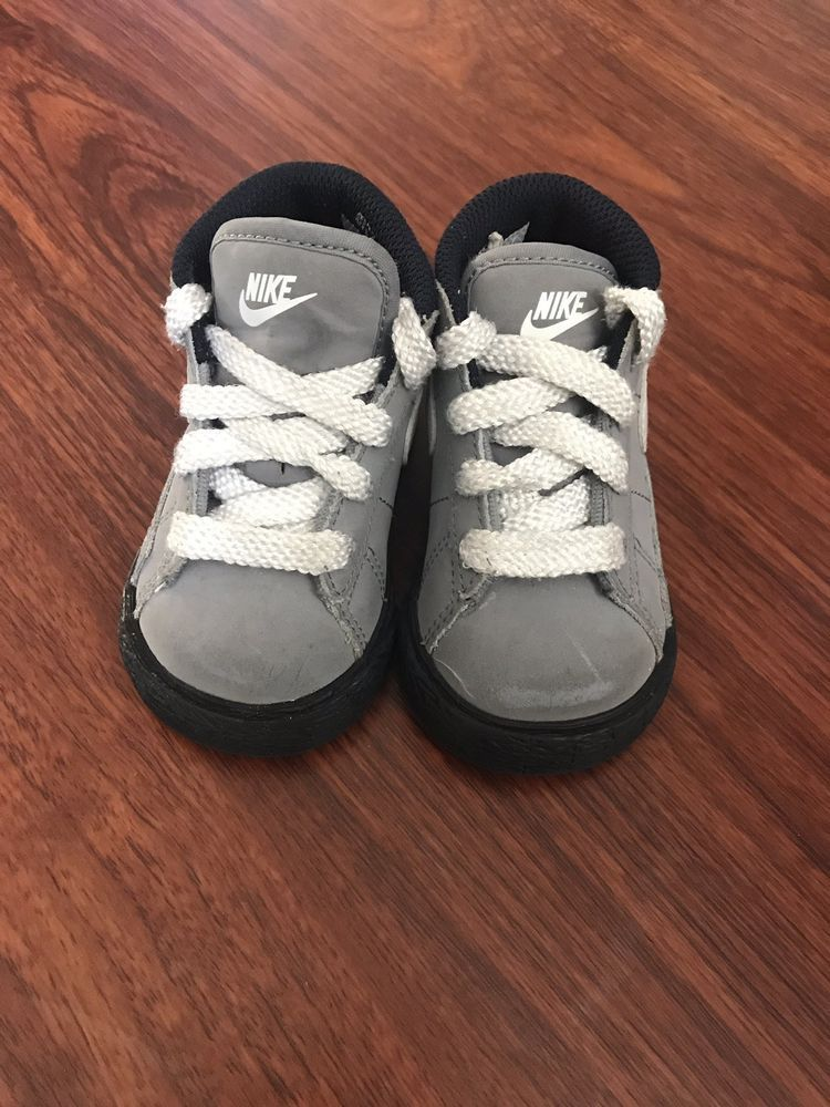 baby boy tennis shoes size 4