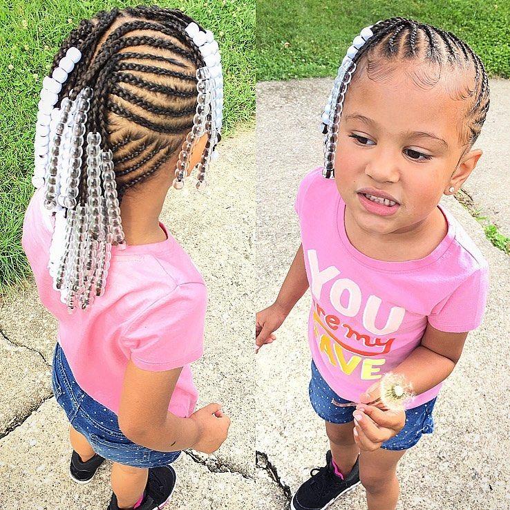Tylica On Instagram No Weave Added Kidshairstyles