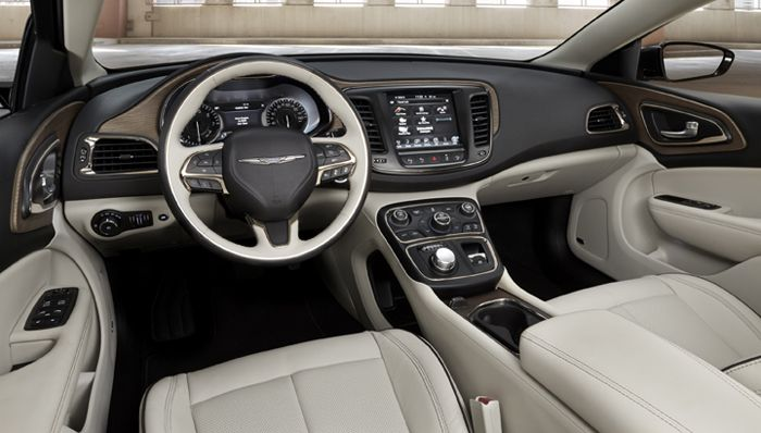 Chrysler 200 Sedans Recalled For Electrical Short Issue Ca