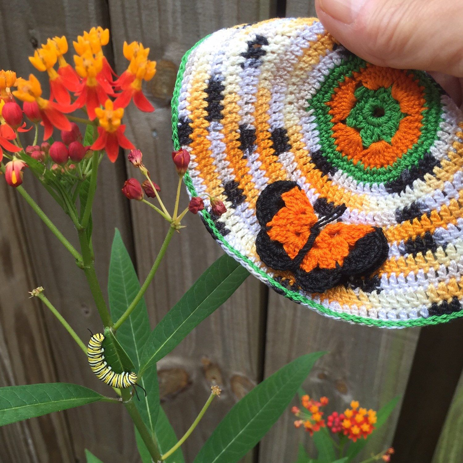 Attractive Crochet Kippah Patterns Ensign - Sewing Pattern for ...