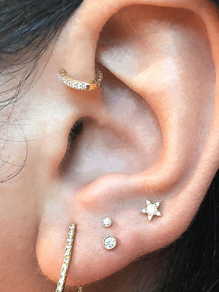 The World's Most Famous Piercer Says This is an Upcoming Trend