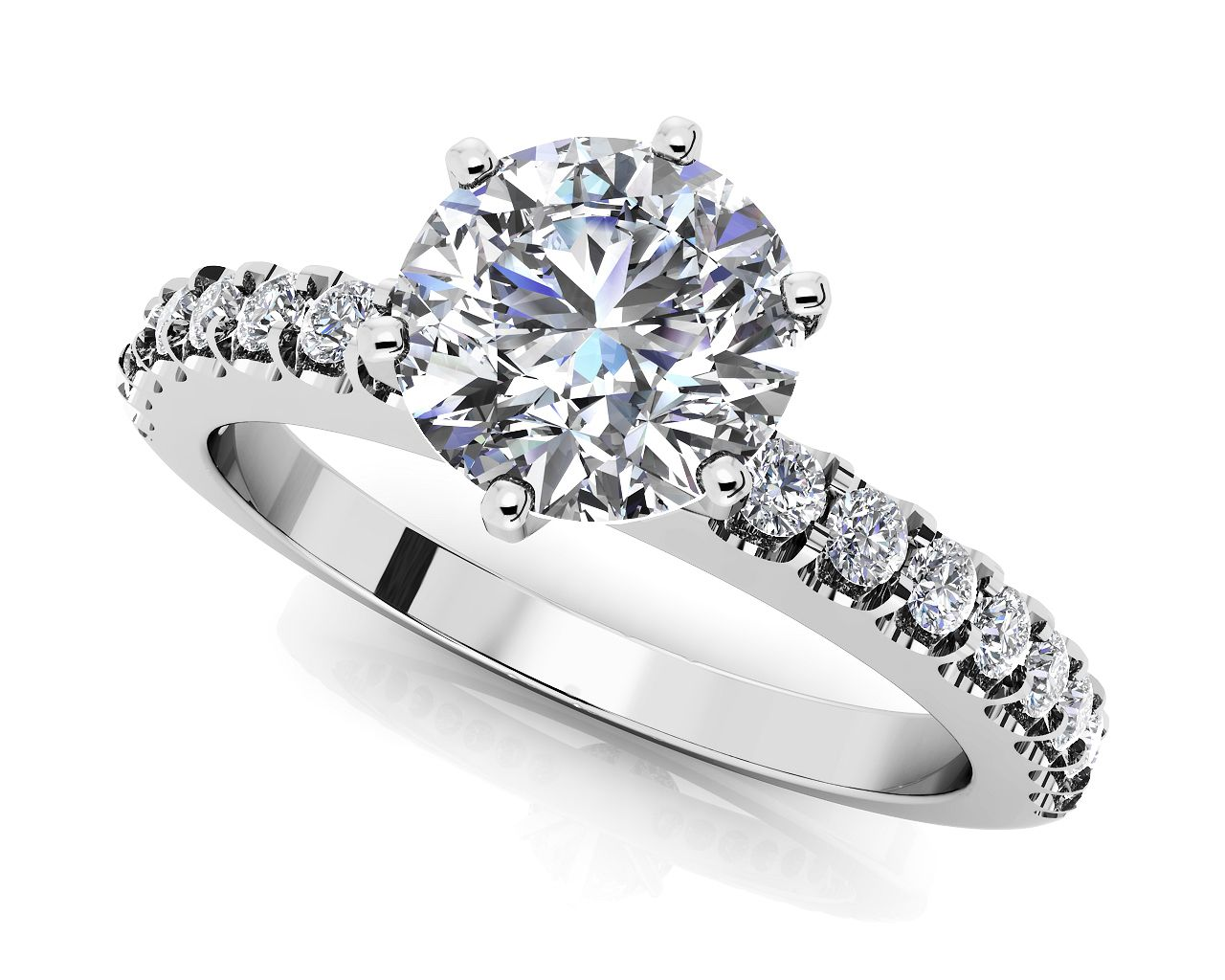 Nice Find customized Diamond Engagement Rings at GLAMIRA Large collection of Diamond Engagement Rings Buy