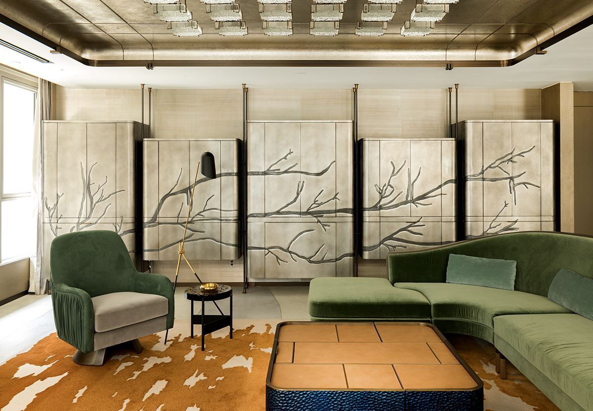 Visionary Spaces By Joyce Wang 1586 Residential Hospitality
