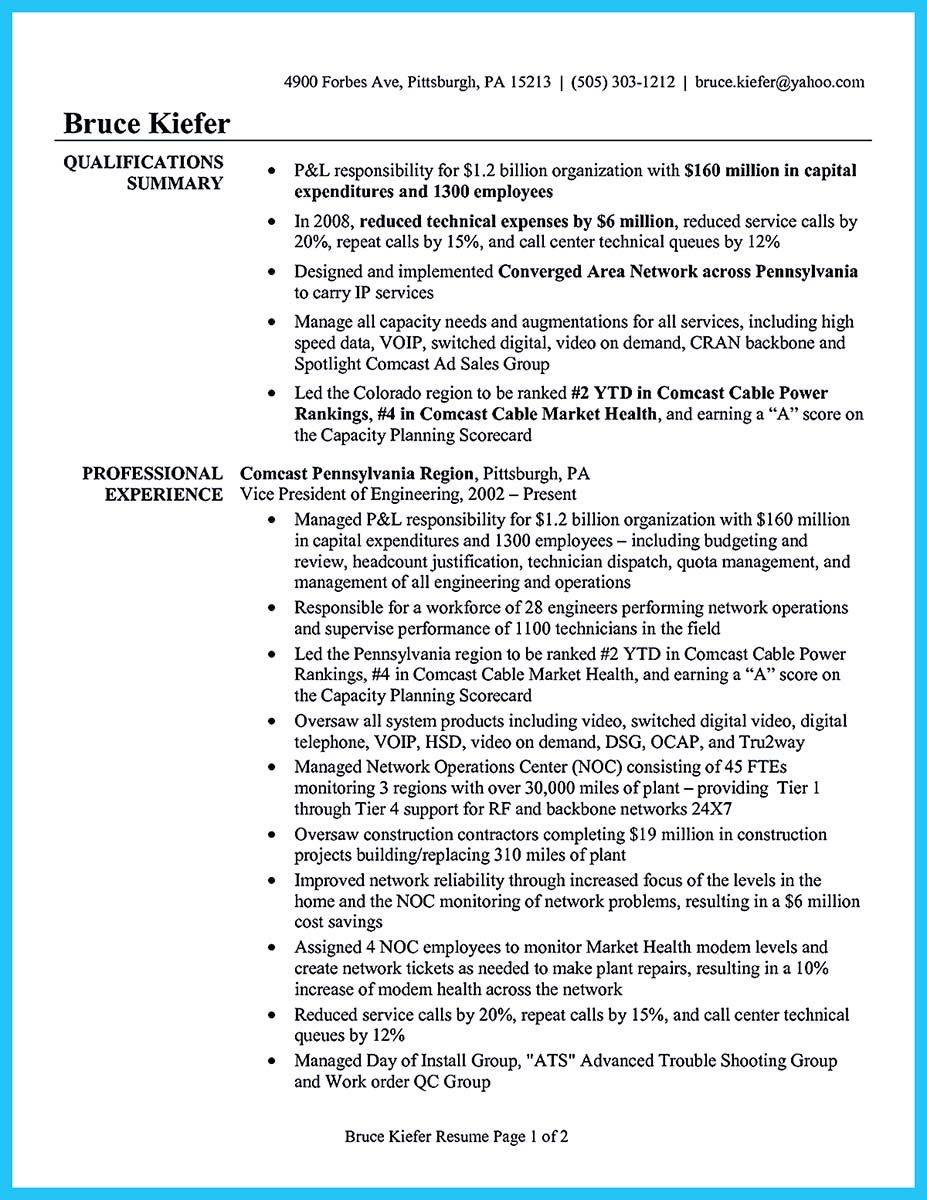 Awesome How To Make Cable Technician Resume That Is Really Perfect Check More At Http Snefci Org How To Make Cable Technician Resume That Is Really Perfect