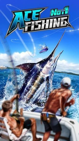 Ace Fishing Wild Catch - Travel all over the world and fish | free iphone  apps