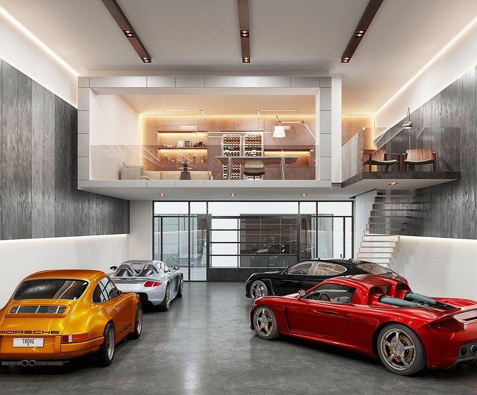 27 Best Garage Design And Decoration Ideas In Managing Your Storage In 2020 Garage Design Design Garage