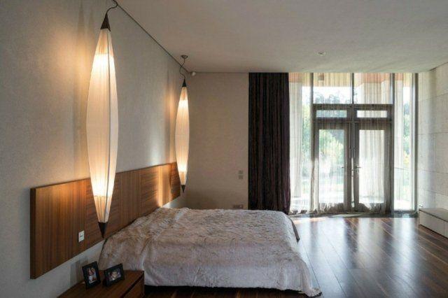 Chambre à coucher design : 10 idées pour s\'inspirer | Eclairage ...