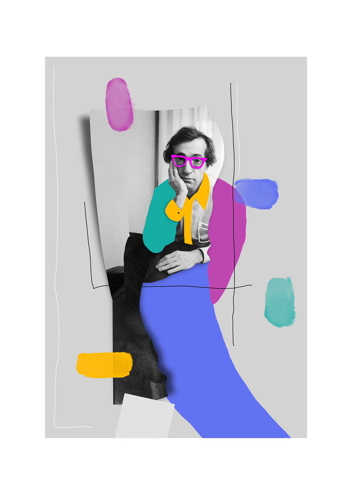 "Consulta este proyecto @Behance: ""Midnight in Woody's Colors"" https://www.behance.net/gallery/41841941/Midnight-in-Woodys-Colors"