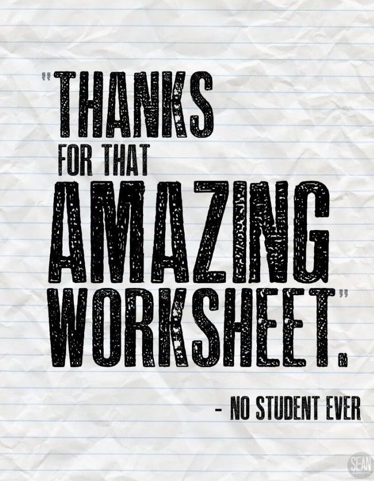 Teaching Vocabulary! Taking a worksheet and turning it