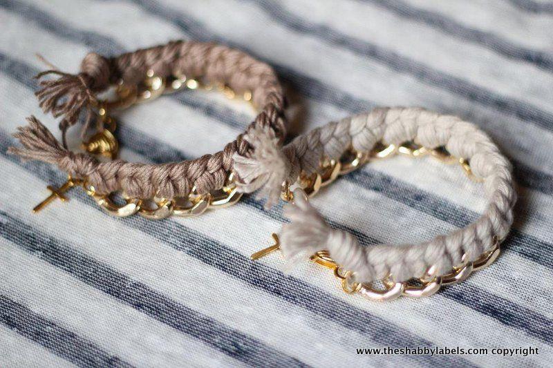 The Shabby Labels - Fashion Blog: Bracciali Shabby: La nuova collezione a/i 2012/13
