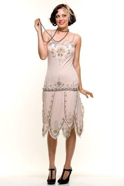 Flapper Dress Unique Vintage Prom Dresses