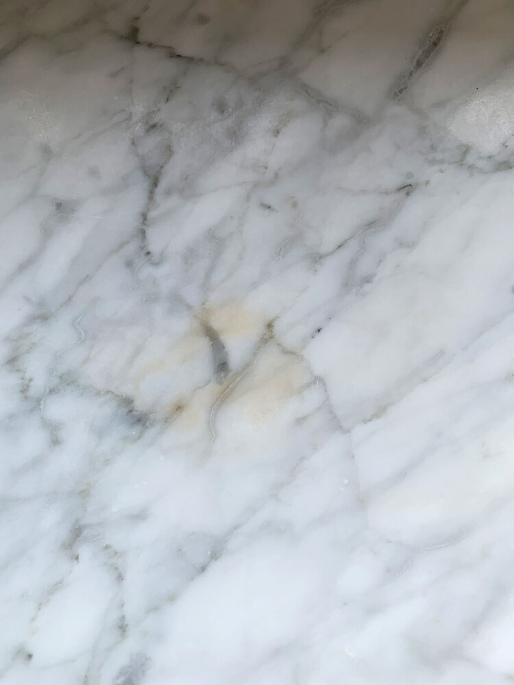 Diy How To Remove Stains From Marble Surfaces Using A Homemade Poultice Stains Homemade Diy