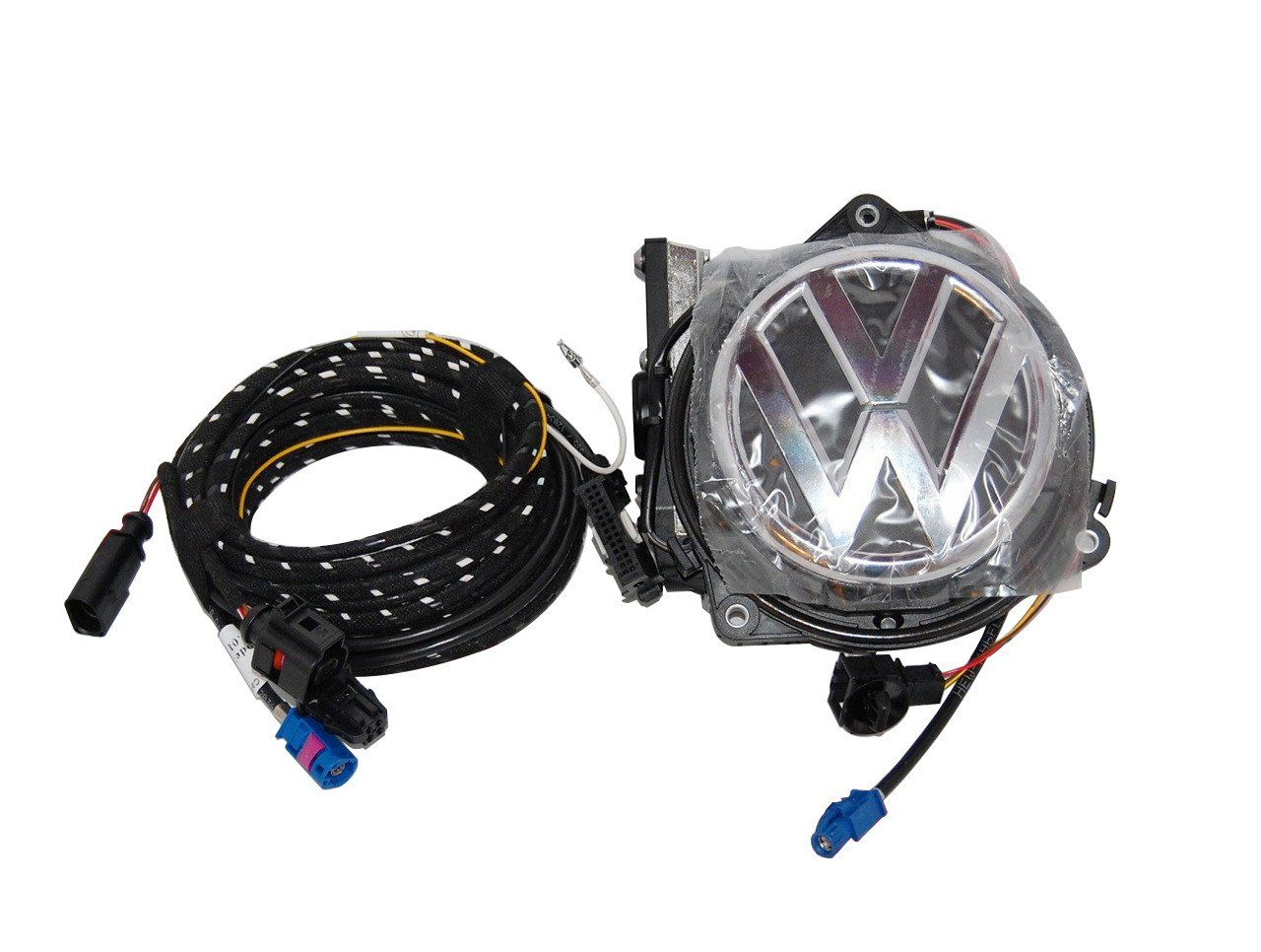 Volkswagen EOS Emblem Rear View Camera Kit | Products