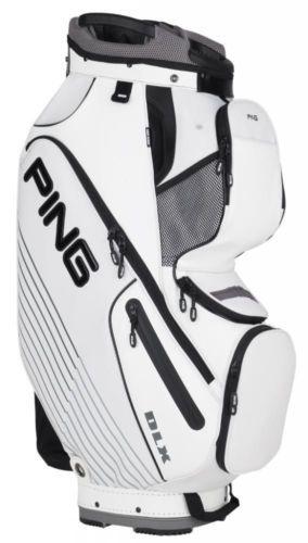 Ping Dlx Golf Cart Bag 3 Color Options New 2017 Model