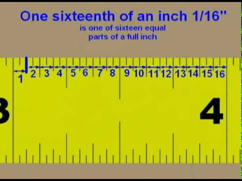 How To Read A Tape Measure Might Be A Handy Tool For The Kids Who Are Having A Hard Time Tape Measure Family And Consumer Science Reading A Ruler