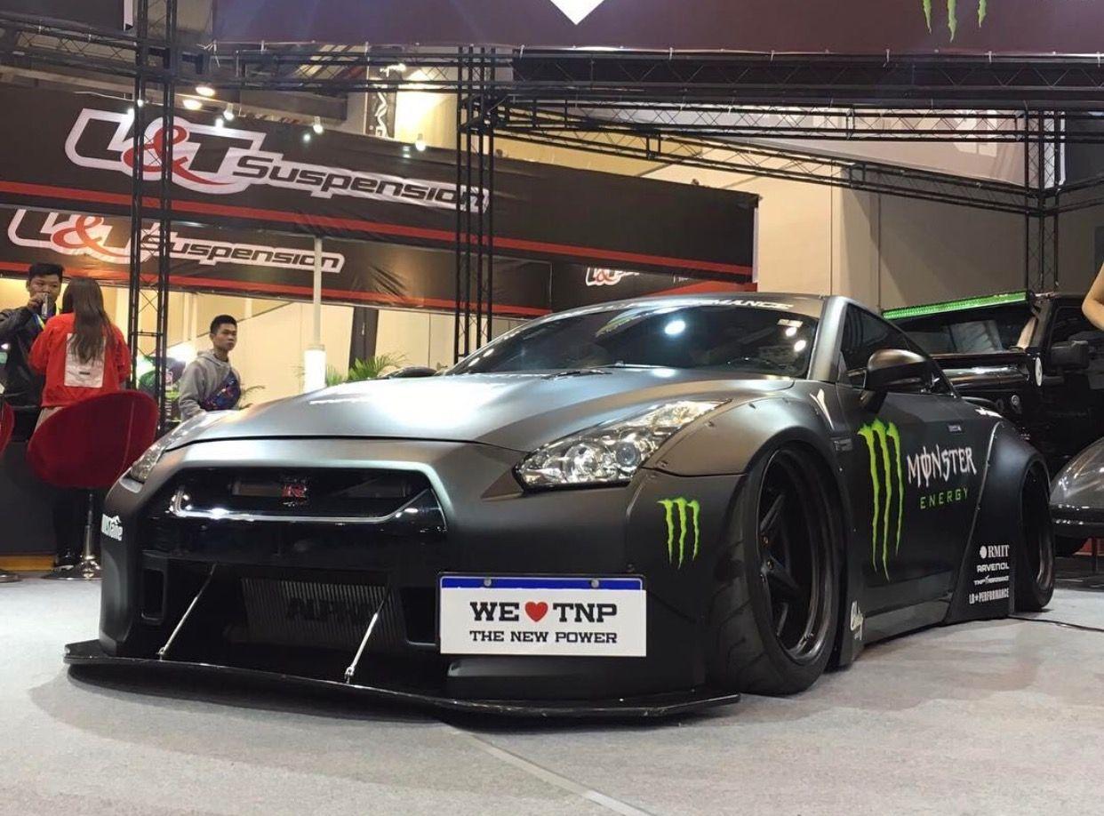 Lb Works Gtr R35 Monster Car Gtr Gtr R35