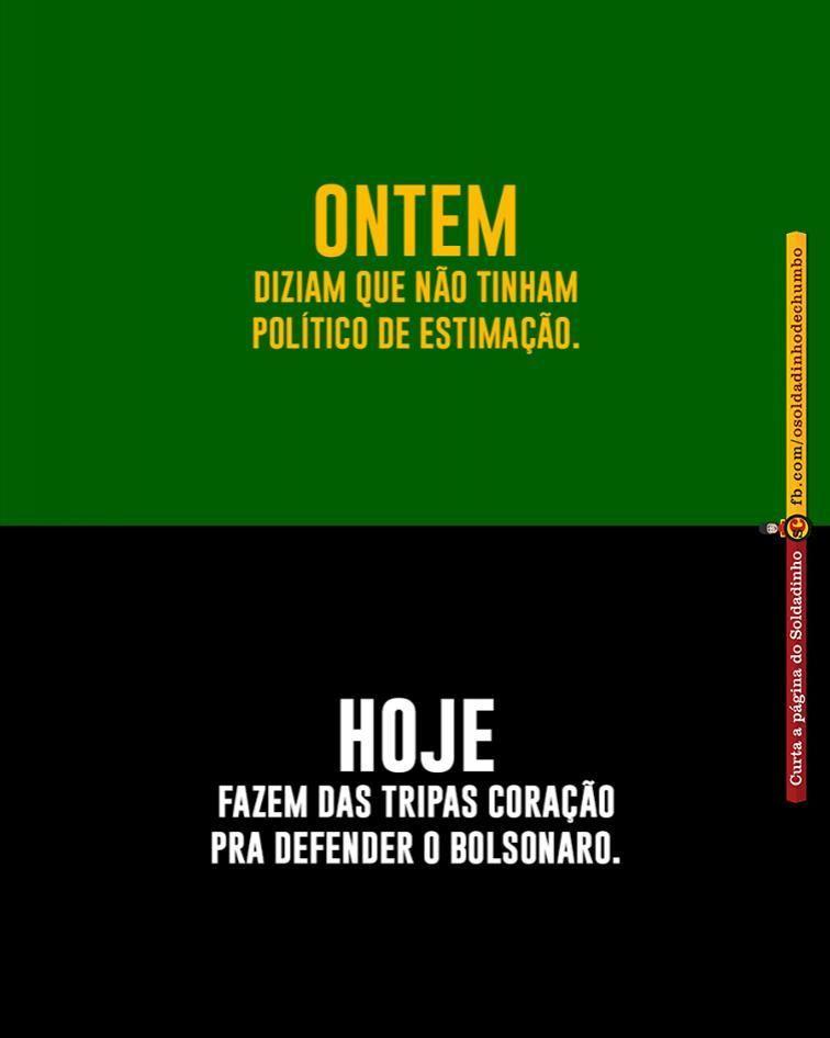 El Mundo No Gira Capucha Bolsonaro Psl Al Aire Libre