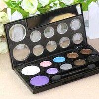 C630 10 Color Eye Shadow Makeup Box