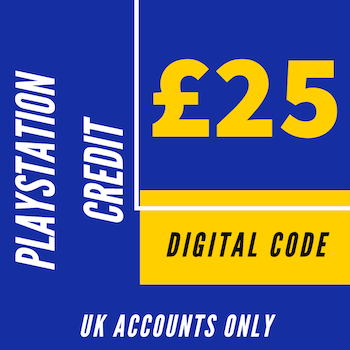 Get 25 Playstation Store Credit Ps4 Ps5 Digital Code For Just 22 85 Frugal Gaming In 2020 Playstation Coding Digital