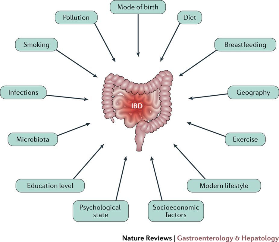 Figure 1 Nature research, Breastfeeding infection, Ibd