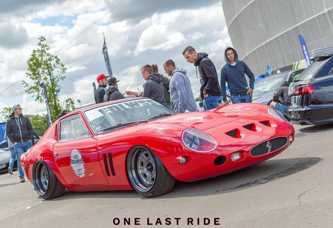 Ferrari 250 Gto stanced