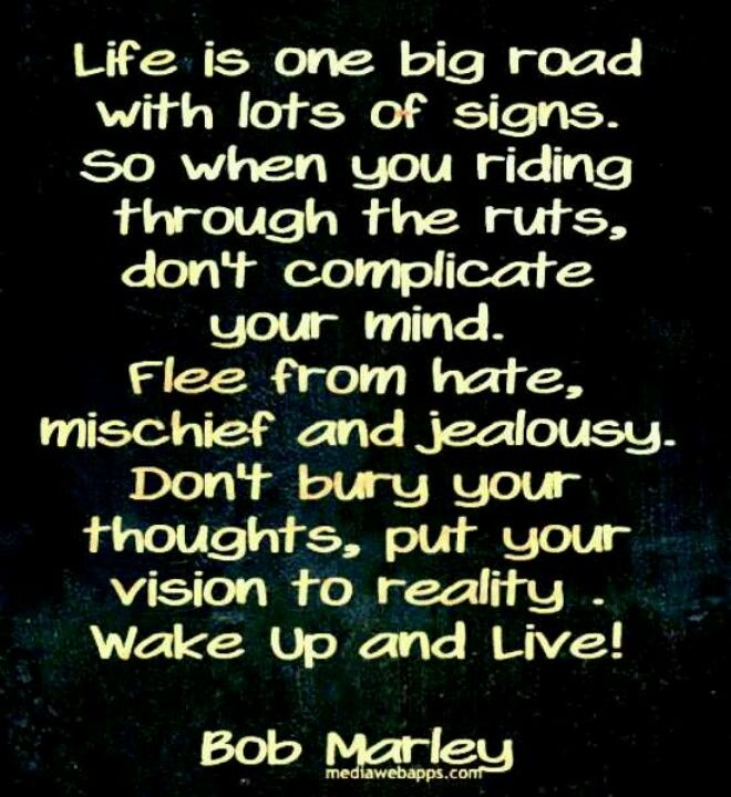 Wise Words From A Musical Legend Life Reality Wakeup Live