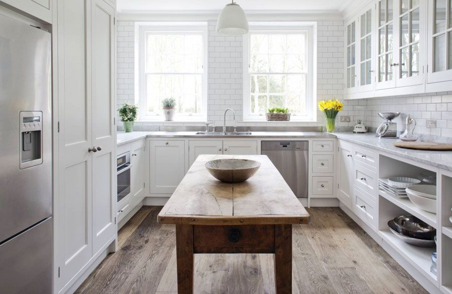 U Shaped Kitchen Designs 30 Modern Classic Interiors Home Style