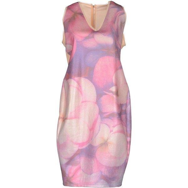 DRESSES - Short dresses Carlo Contrada Discount In China 8allDfTL6