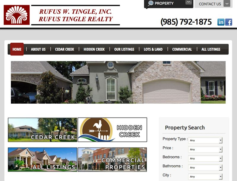 Our user-friendly Website designs are clean, responsive, easy to navigate and get results.